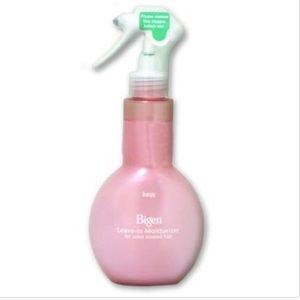 Bigen leave-in moisturizer conditioner spray hair